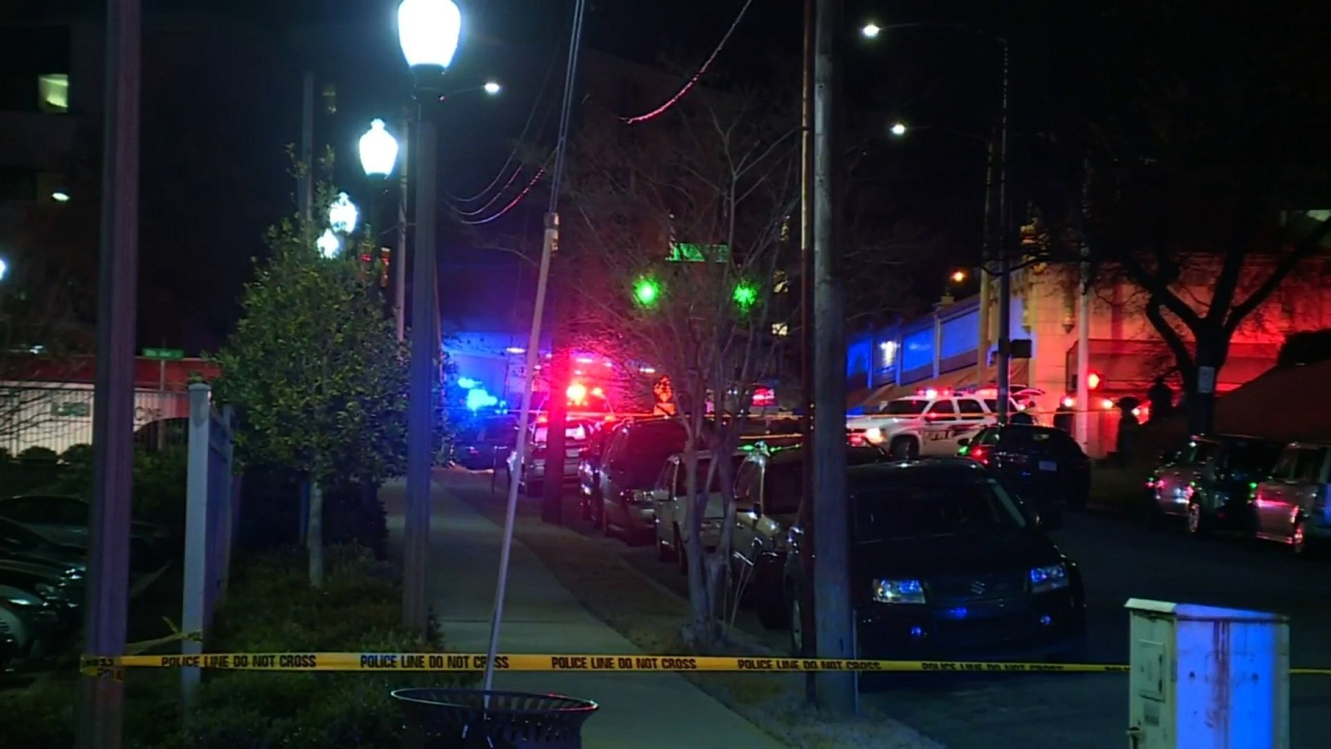 Two people injured after shooting at USA hospital