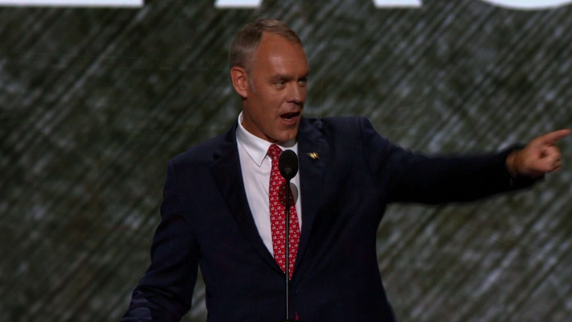 Zinke draws heat for saying