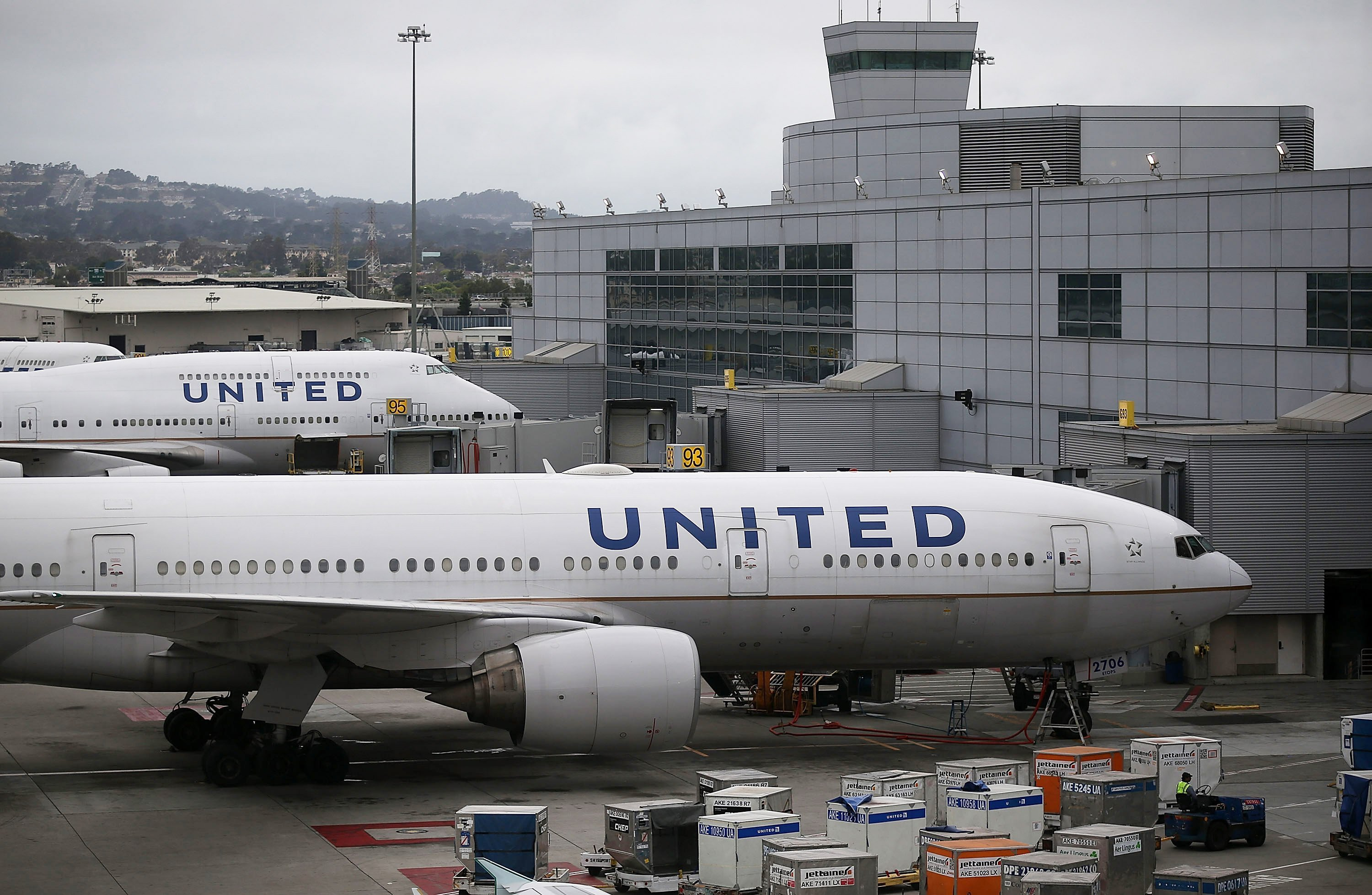 United Airlines experiences third dog mishap on flight