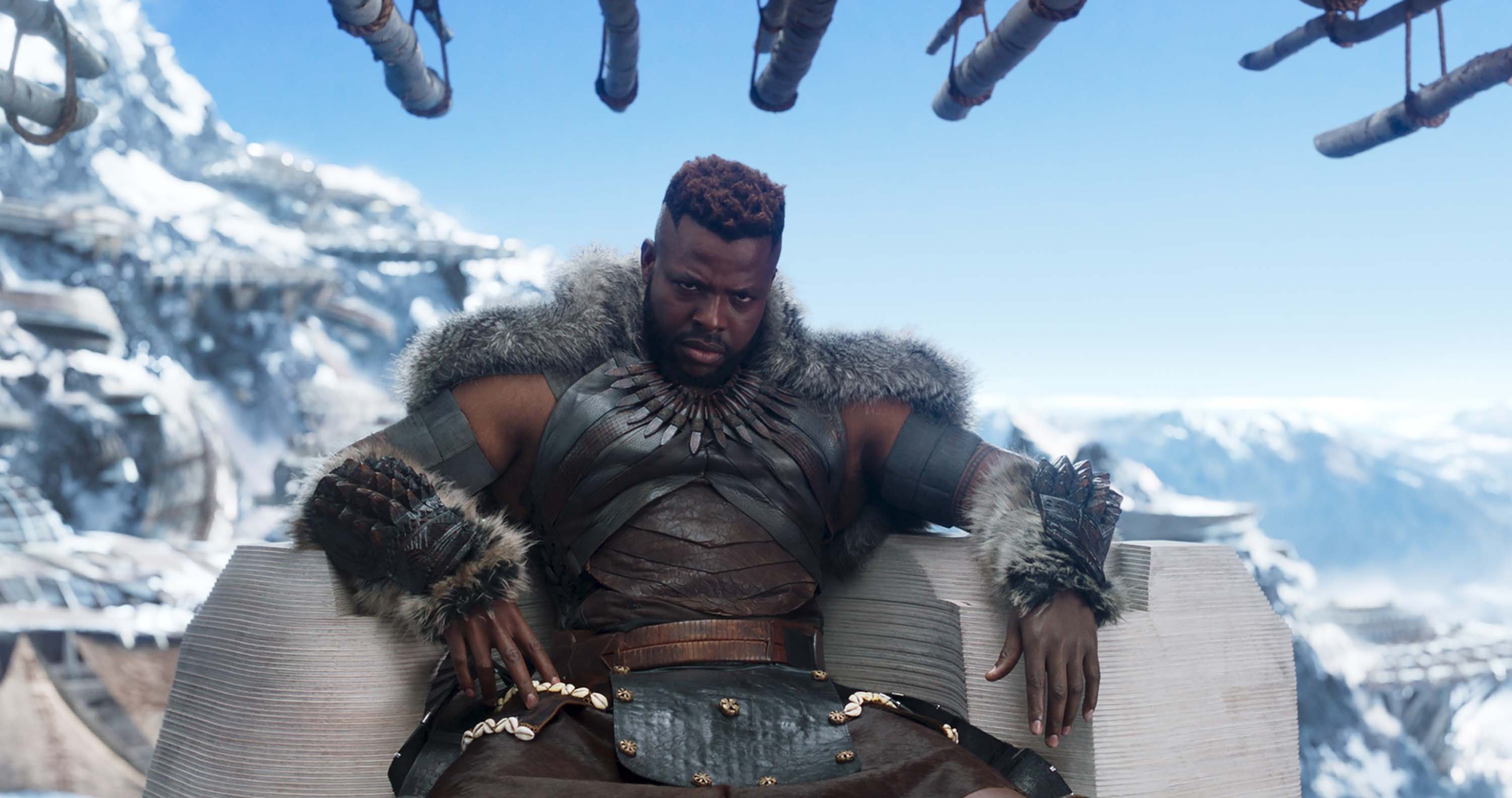Look! 'Black Panther' Near $1.2 Billion In Worldwide Box Office Sales