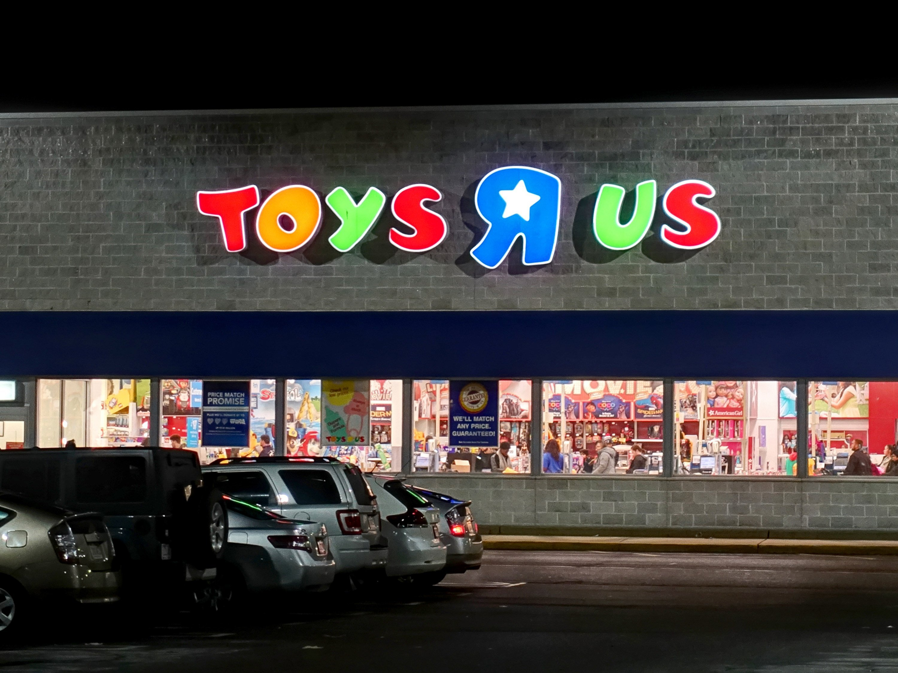 """Toys """"R"""" Us is closing its doors after 70 years in business."""