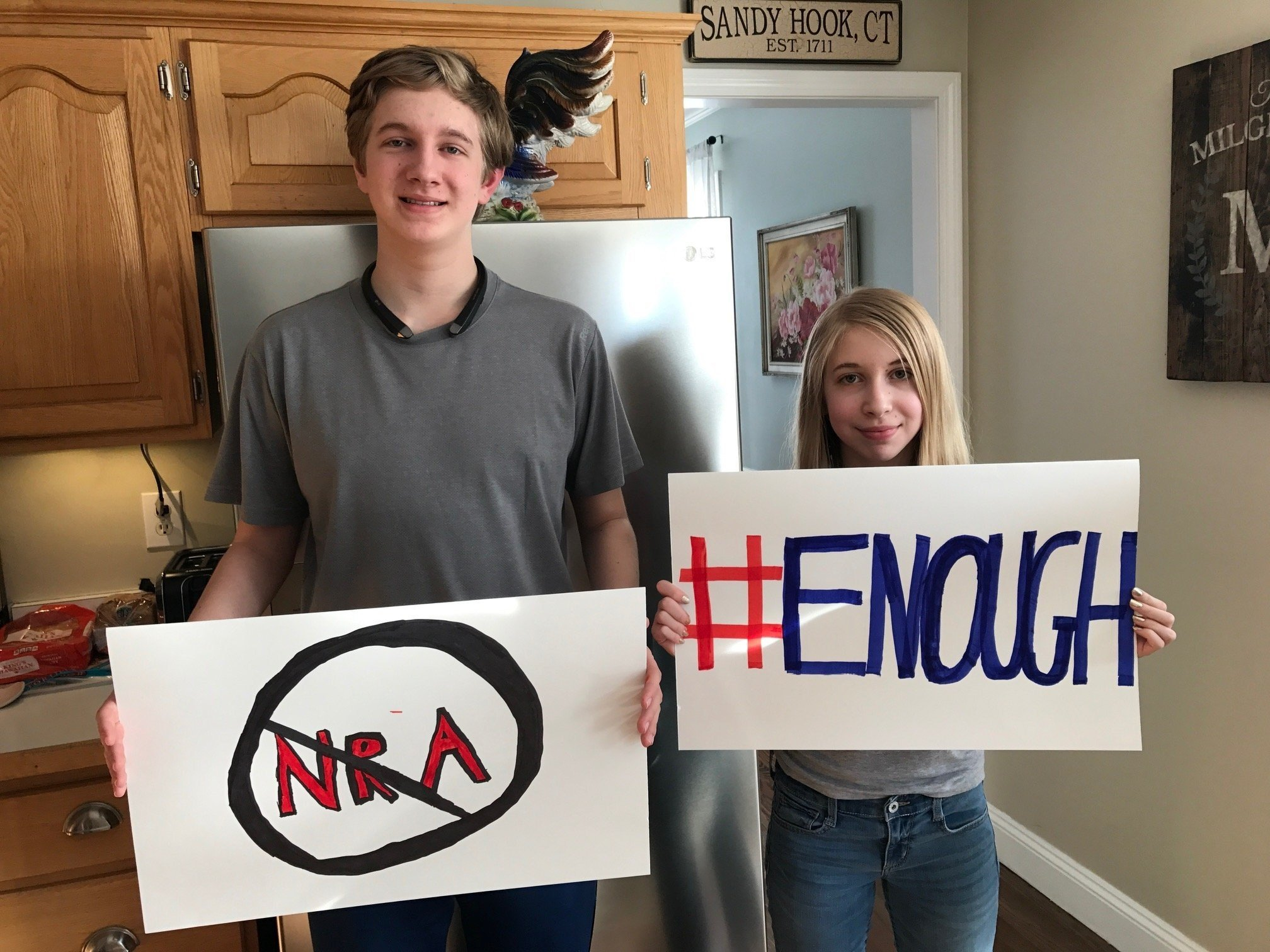 All Around The Country, Young People March For Our Lives