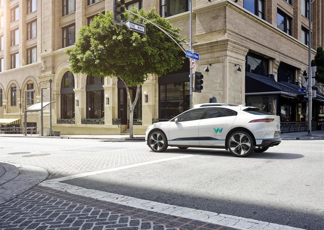 Waymo expands self-driving taxi plans with Jaguar Land Rover link-up