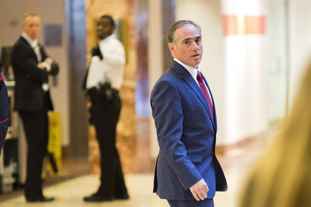 Embattled VA Secretary gets support at DE veterans summit