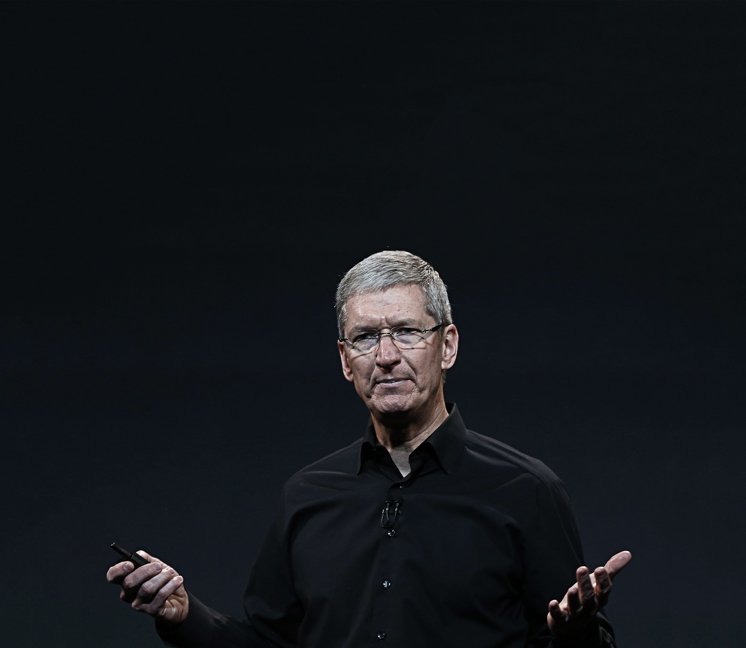 Tim Cook says Apple's customers are not its product, unlike Facebook