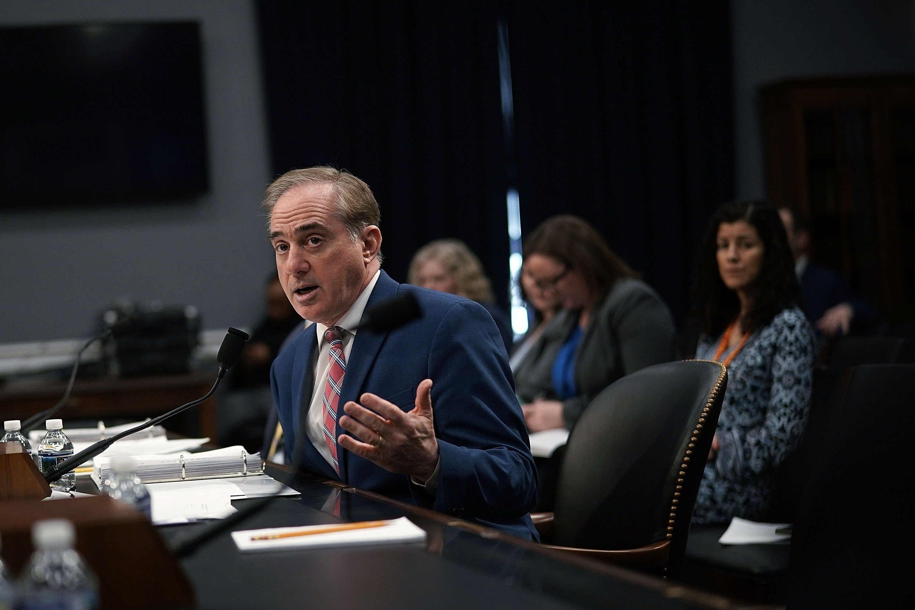 Top Shulkin Critic Is Leaving The White House For The VA