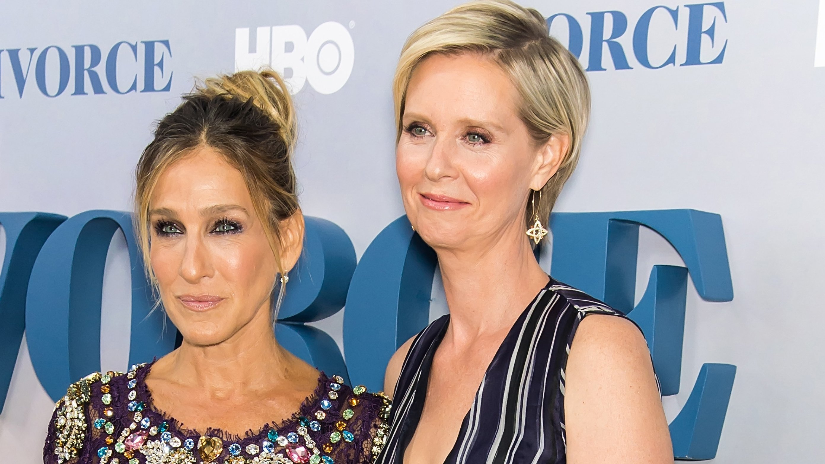Sarah Jessica Parker endorses Cynthia Nixon for governor of NY