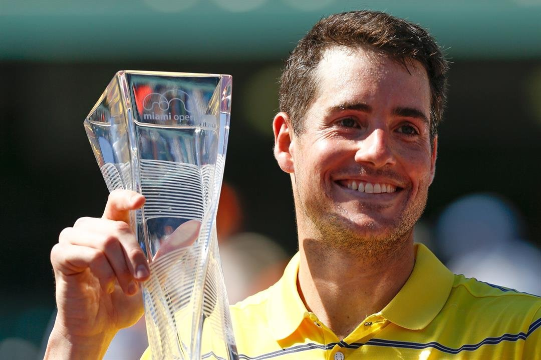 Title to remember for Isner