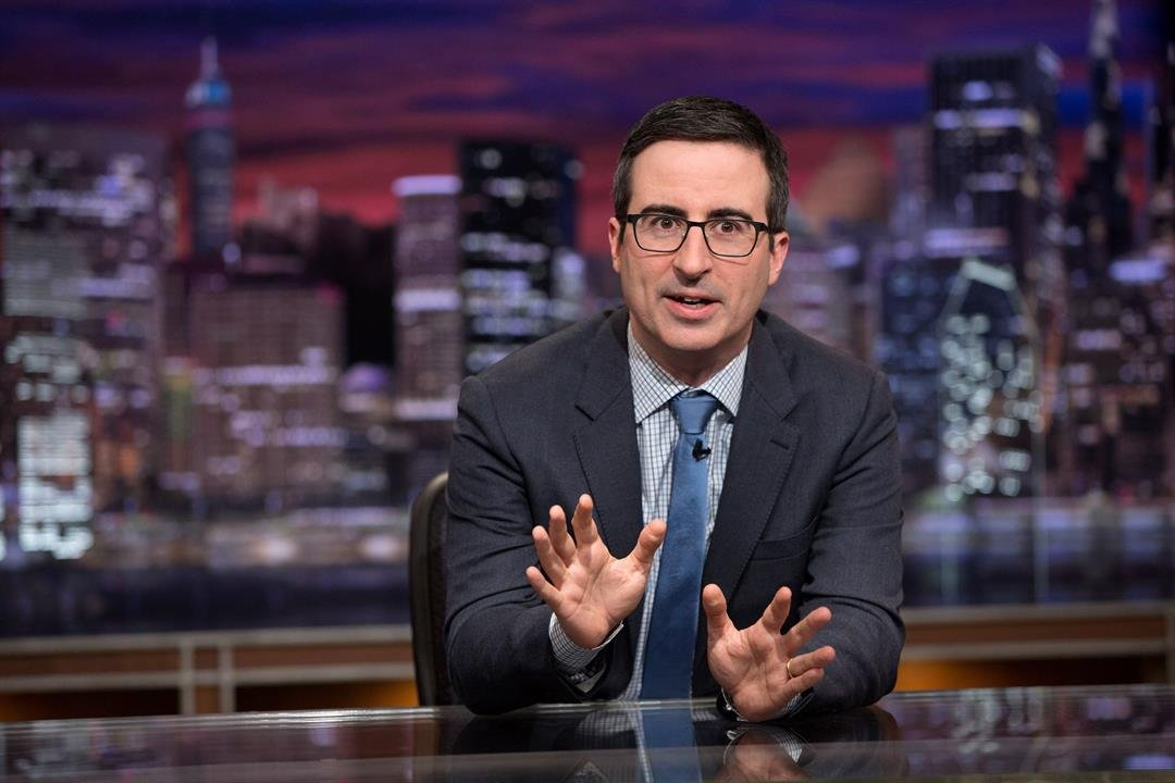 John Oliver on immigration courts: 'The system is a complete mess'
