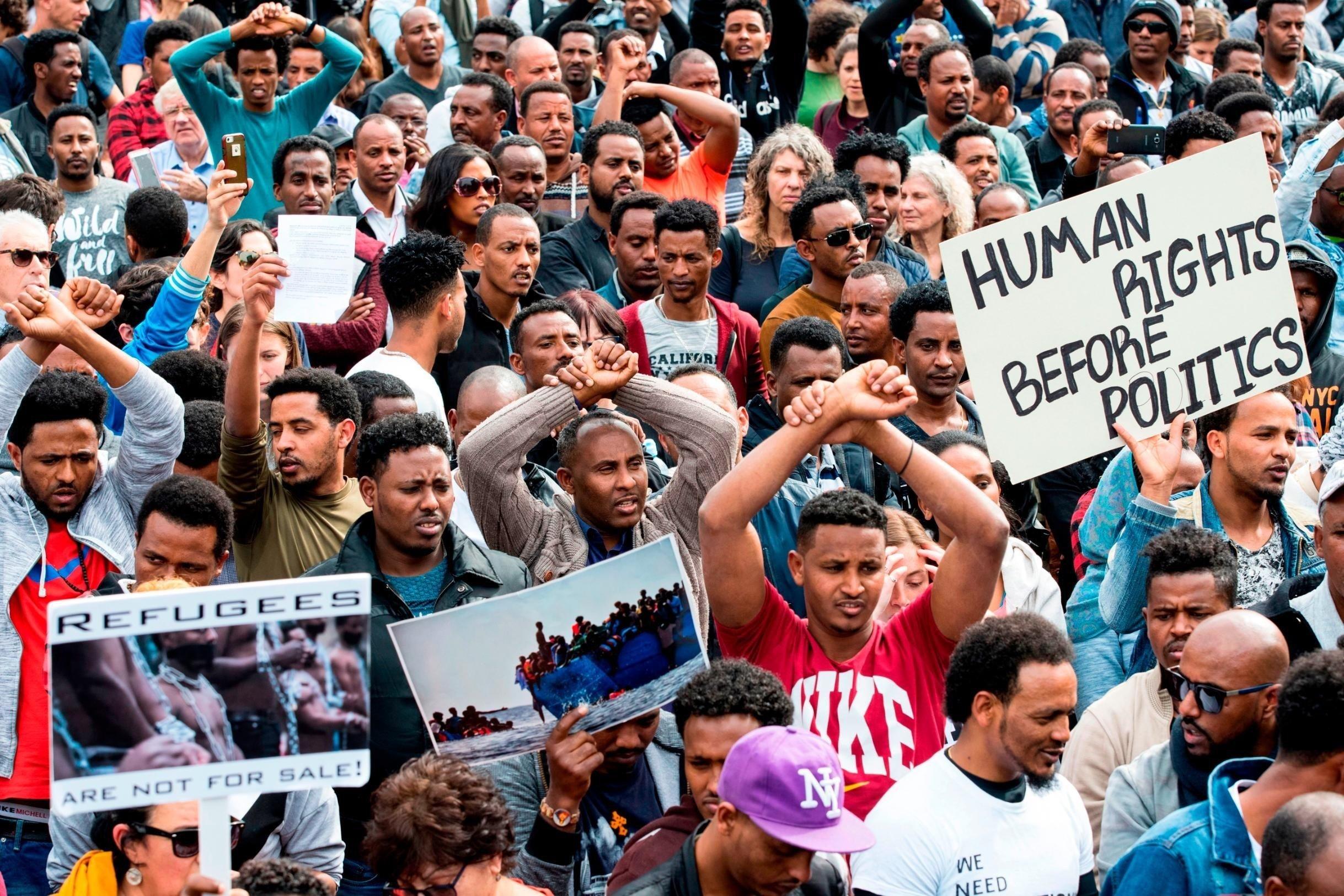 Israel deal for African migrants suspended: Netanyahu
