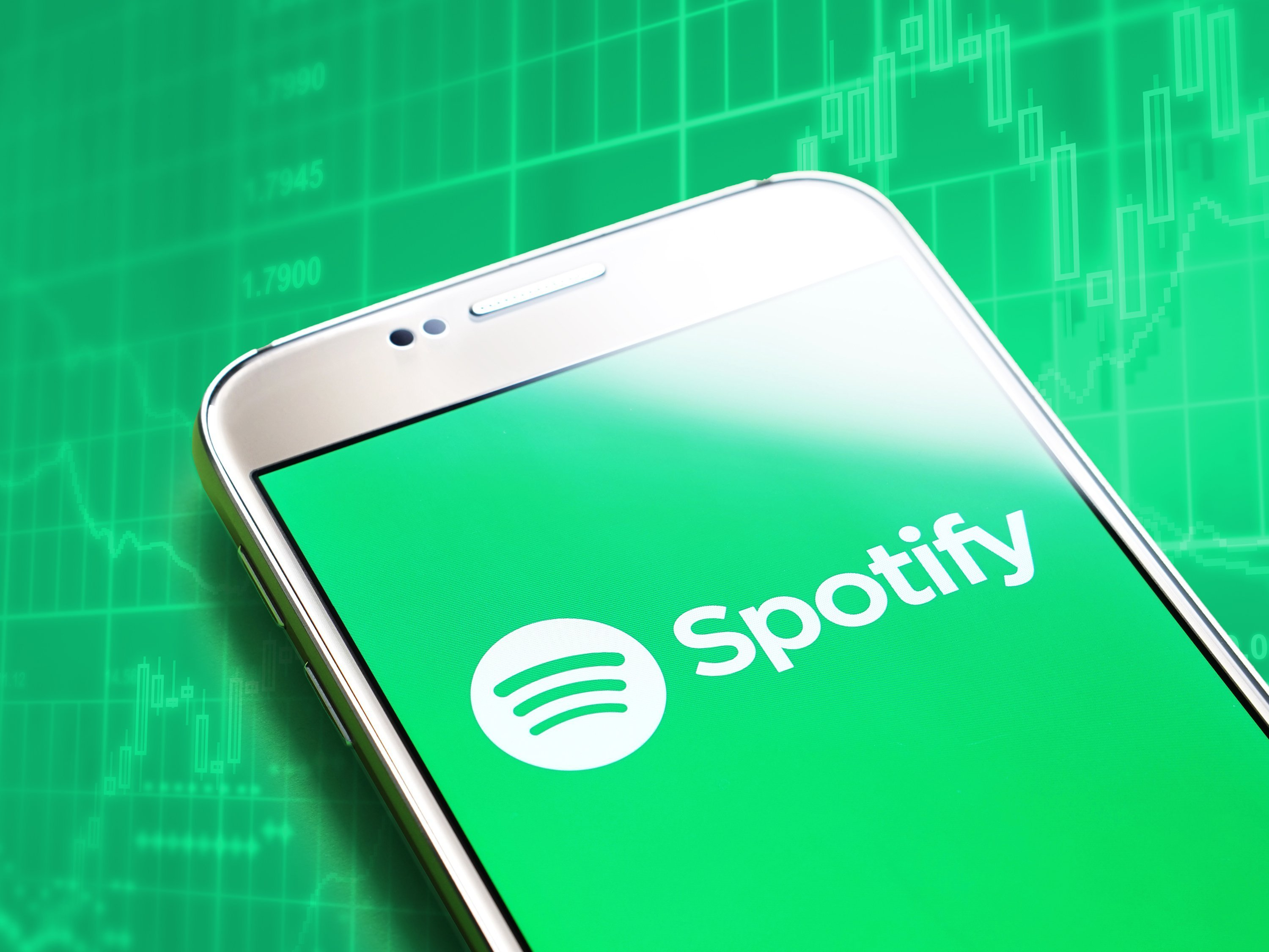 Spotify's Stock Market Debut Strikes a Chord With Investors