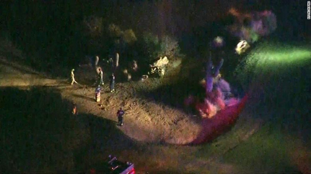 Killed In Plane Crash On TPC Scottsdale Champions Golf Course