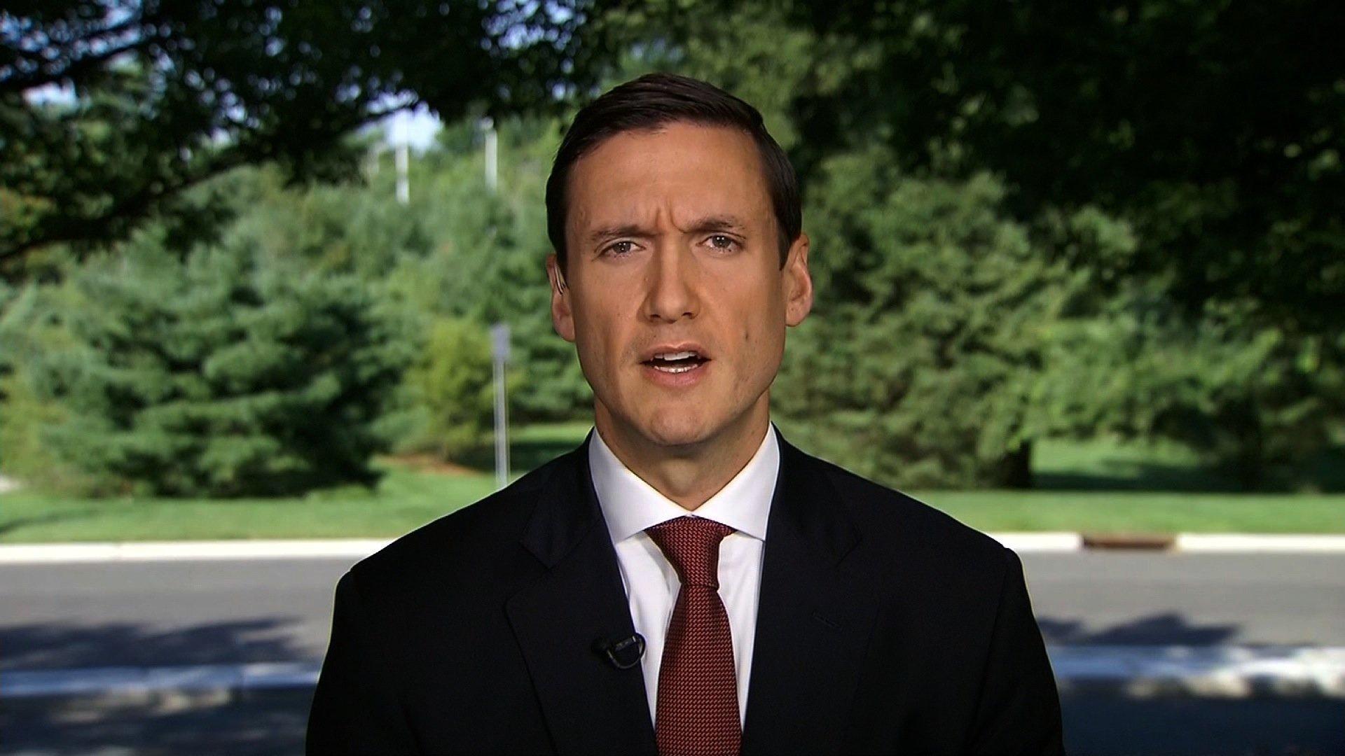 Homeland Security Adviser Tom Bossert Resigns