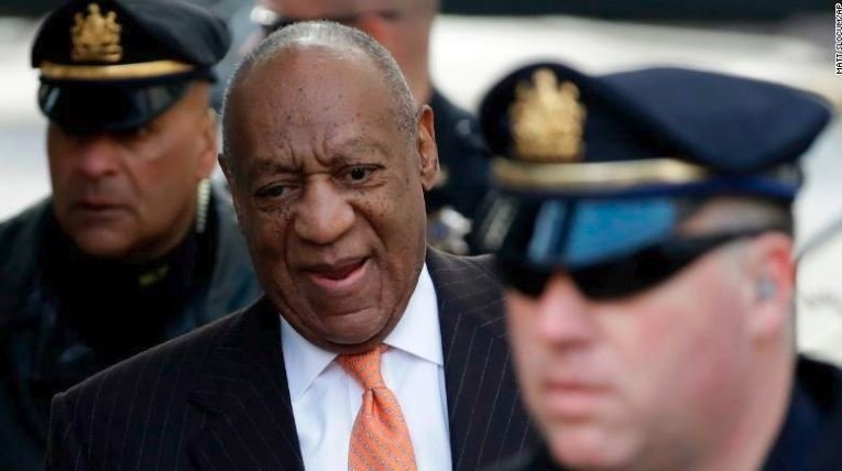 'You know what you did' - Witness to Cosby