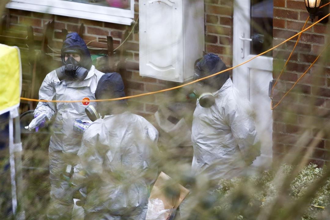 Chemical weapons watchdog confirms United Kingdom findings on ex-spy poisoning