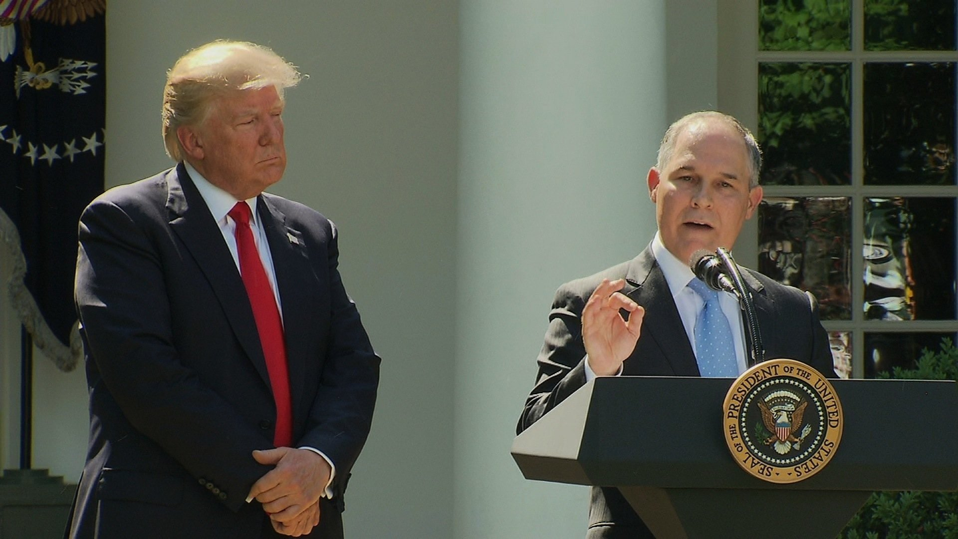 Democrats say it's time for Pruitt to be out as EPA chief