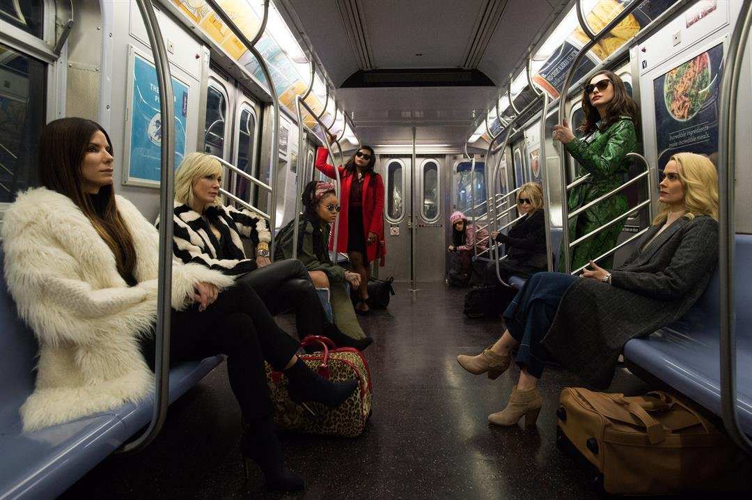 Warner Bros. Has Just Released The New Trailer For OCEAN'S 8