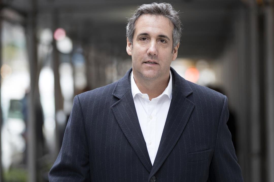 Cohen Arranged Payment for RNC Bigwig After Affair