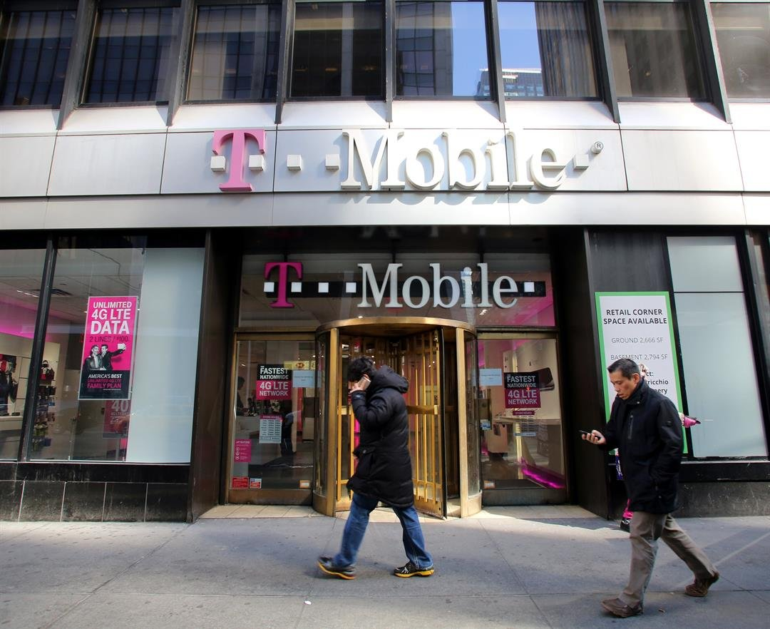 "T-Mobile has agreed to pay a $40 million fine over accusations that the company tried to cover up poor rural cell service with ""false rings."""