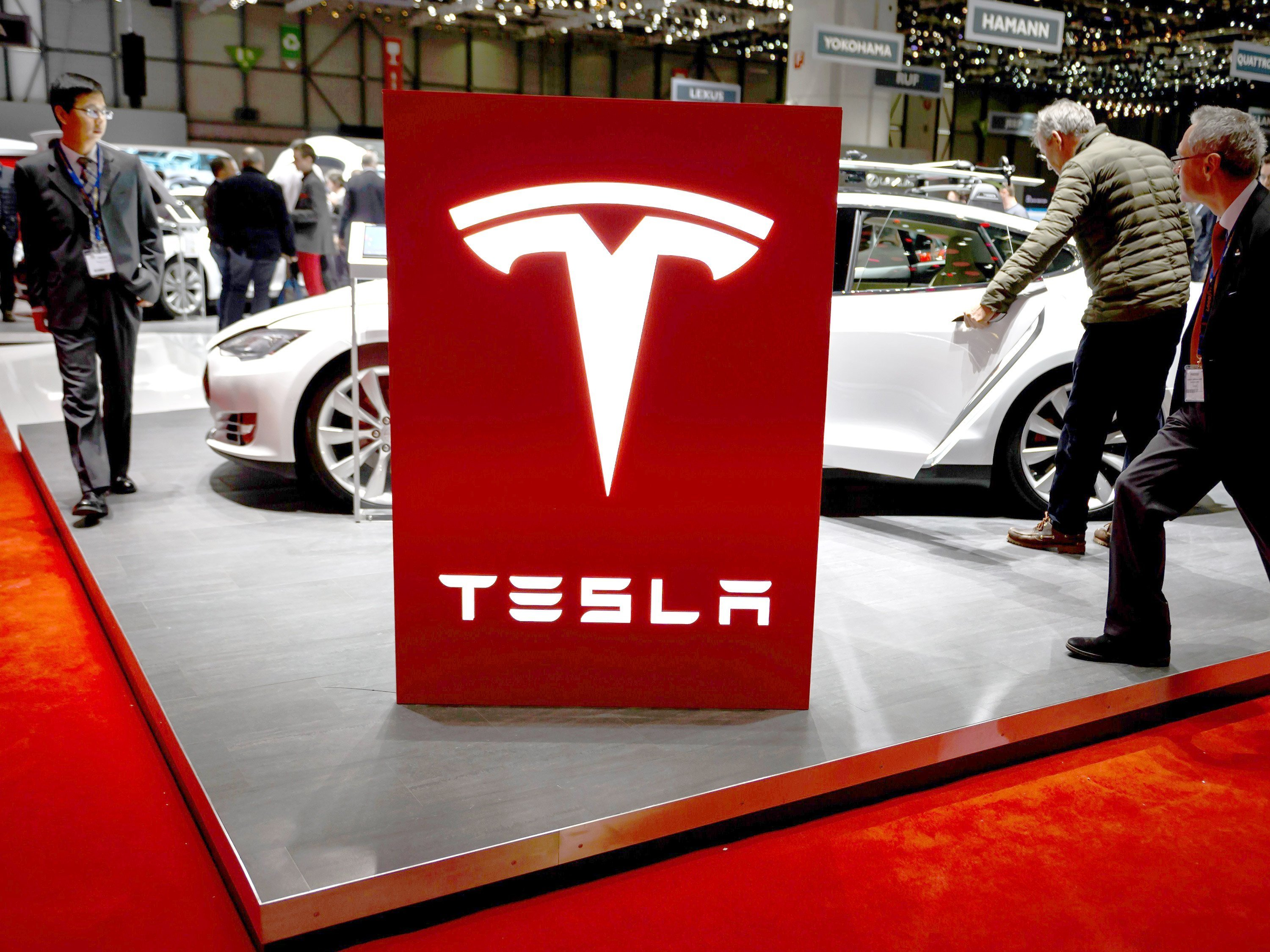 Inspection opened into Tesla for workplace safety