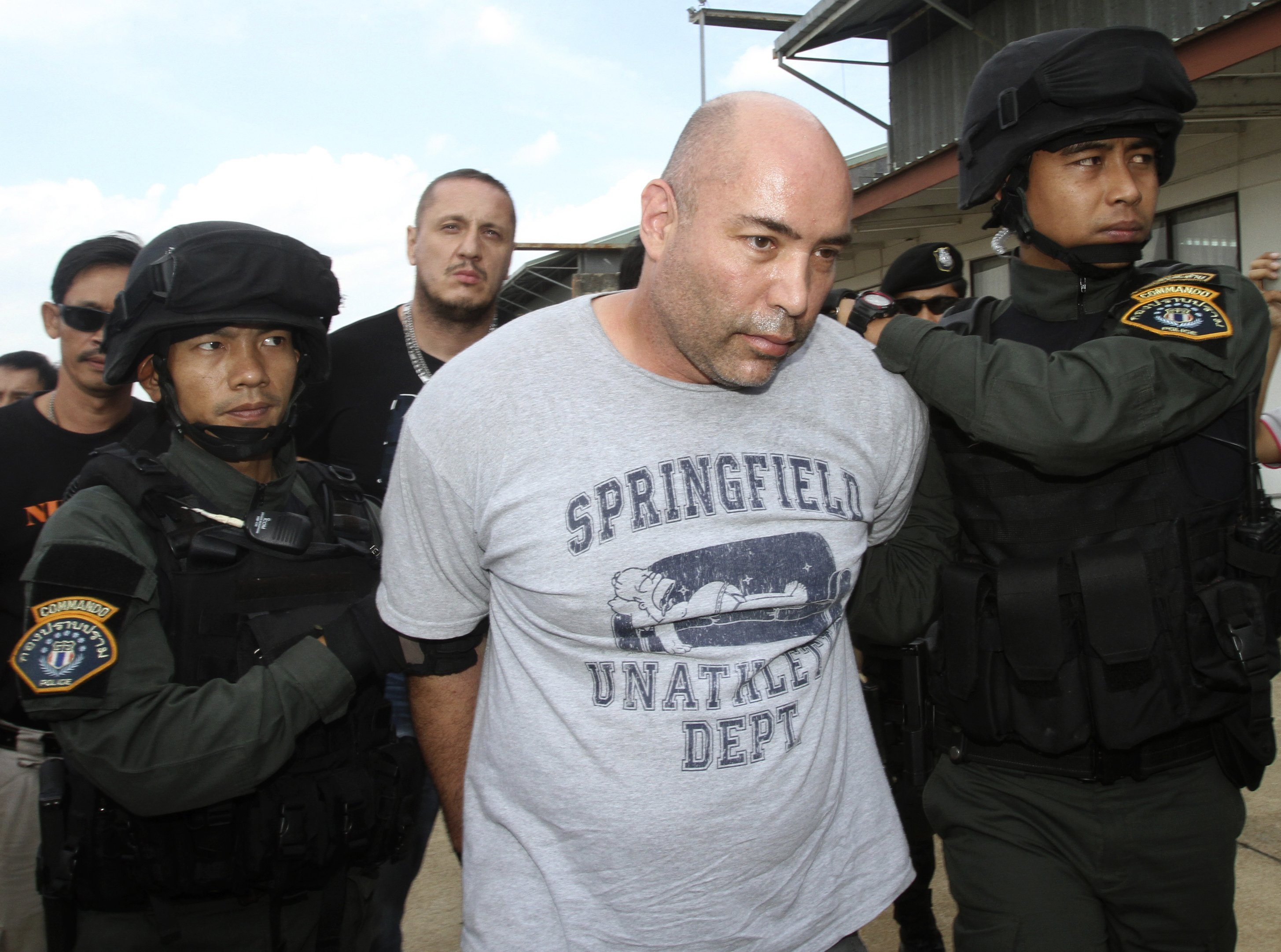 US Military Troopers Detained in contract killing Arranged by Global crime boss