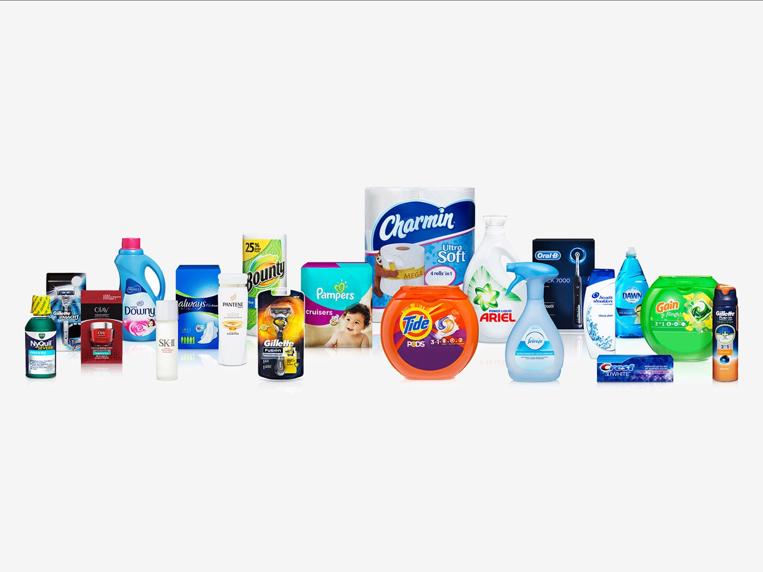 P&G To Acquire German Merck's Consumer Health Unit For $ 4.2 Billion