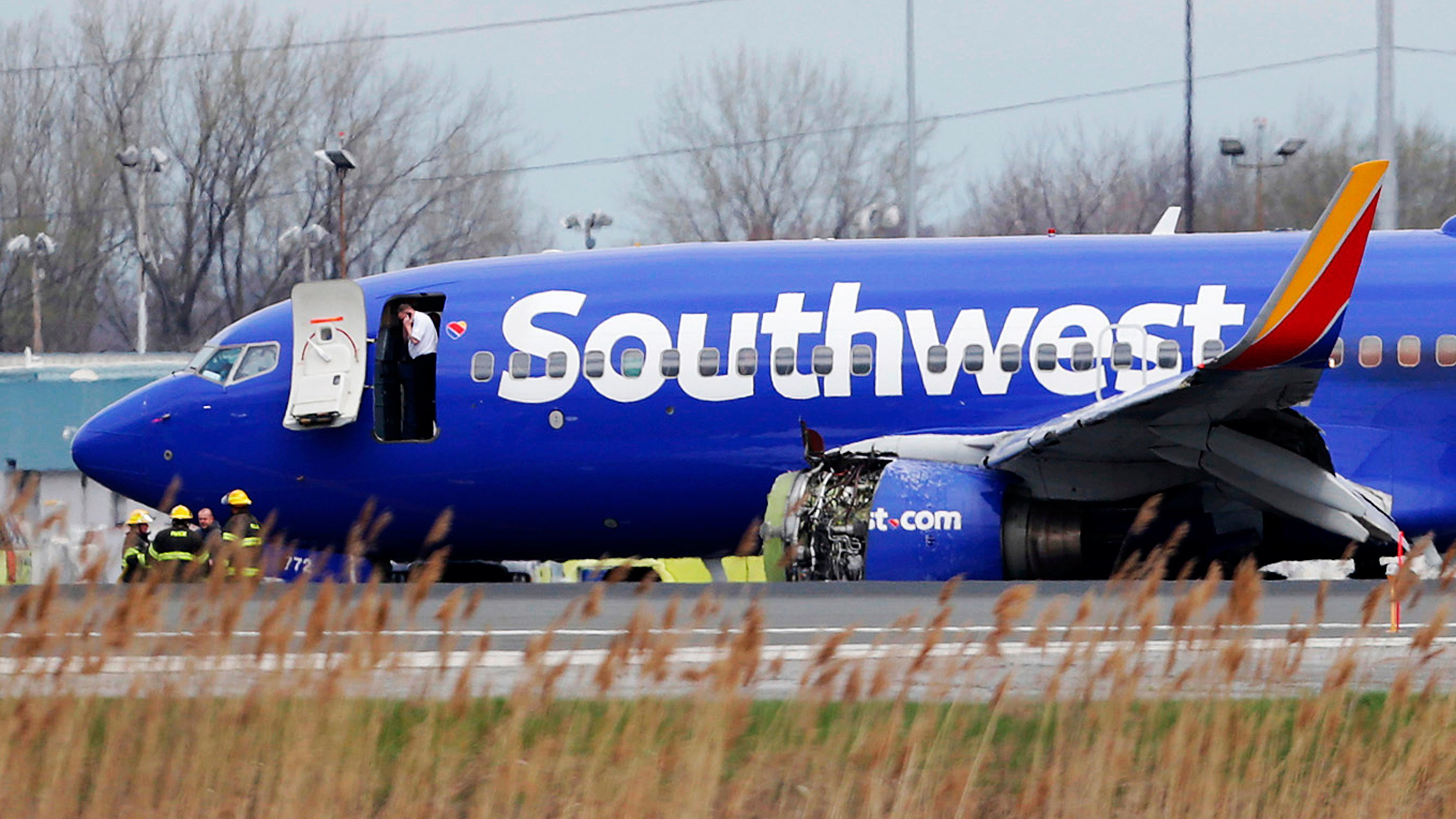 Metal fatigue eyed in Southwest engine failure