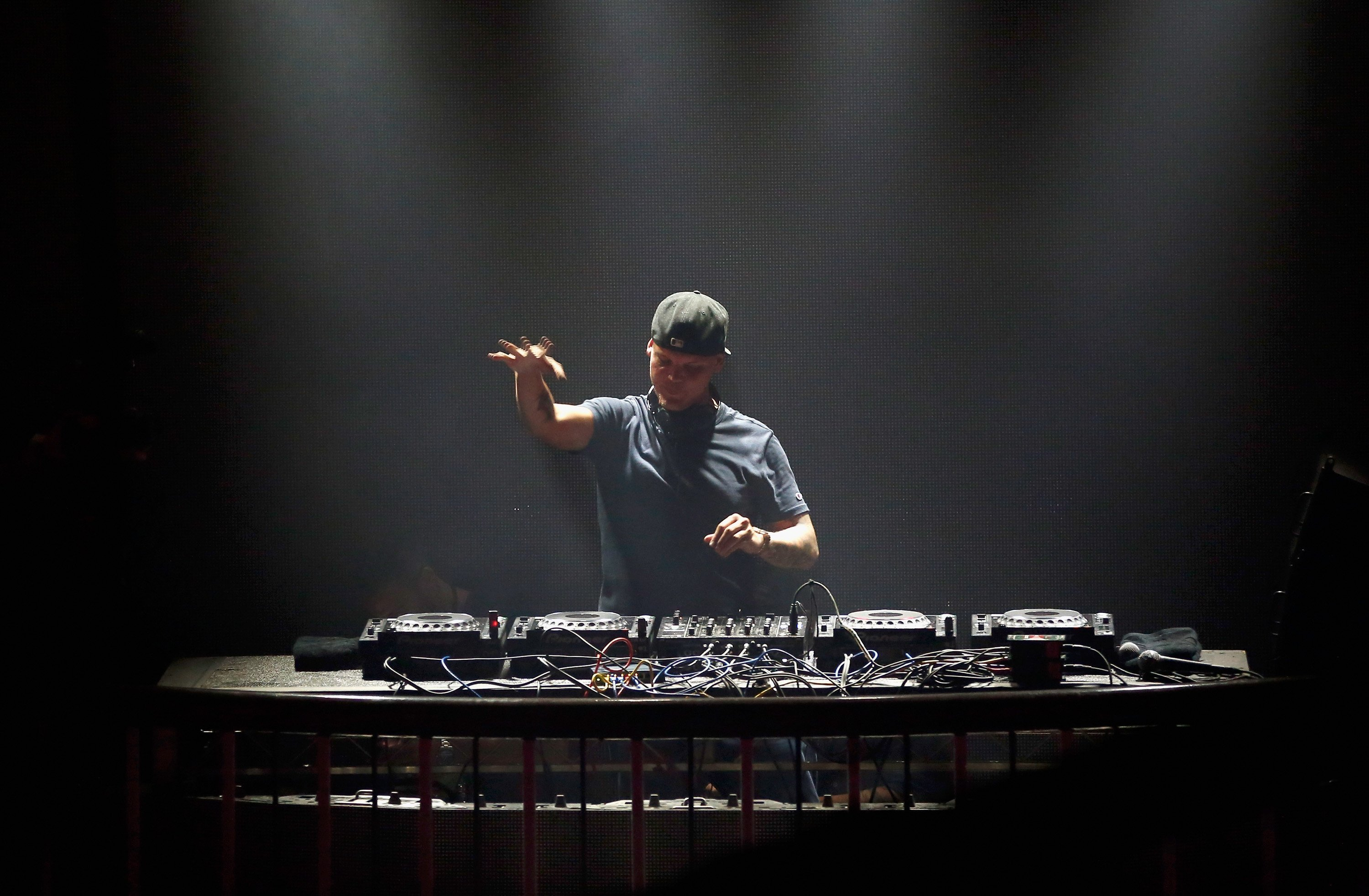 Tributes to DJ Avicii - last seen partying with his pals in Oman