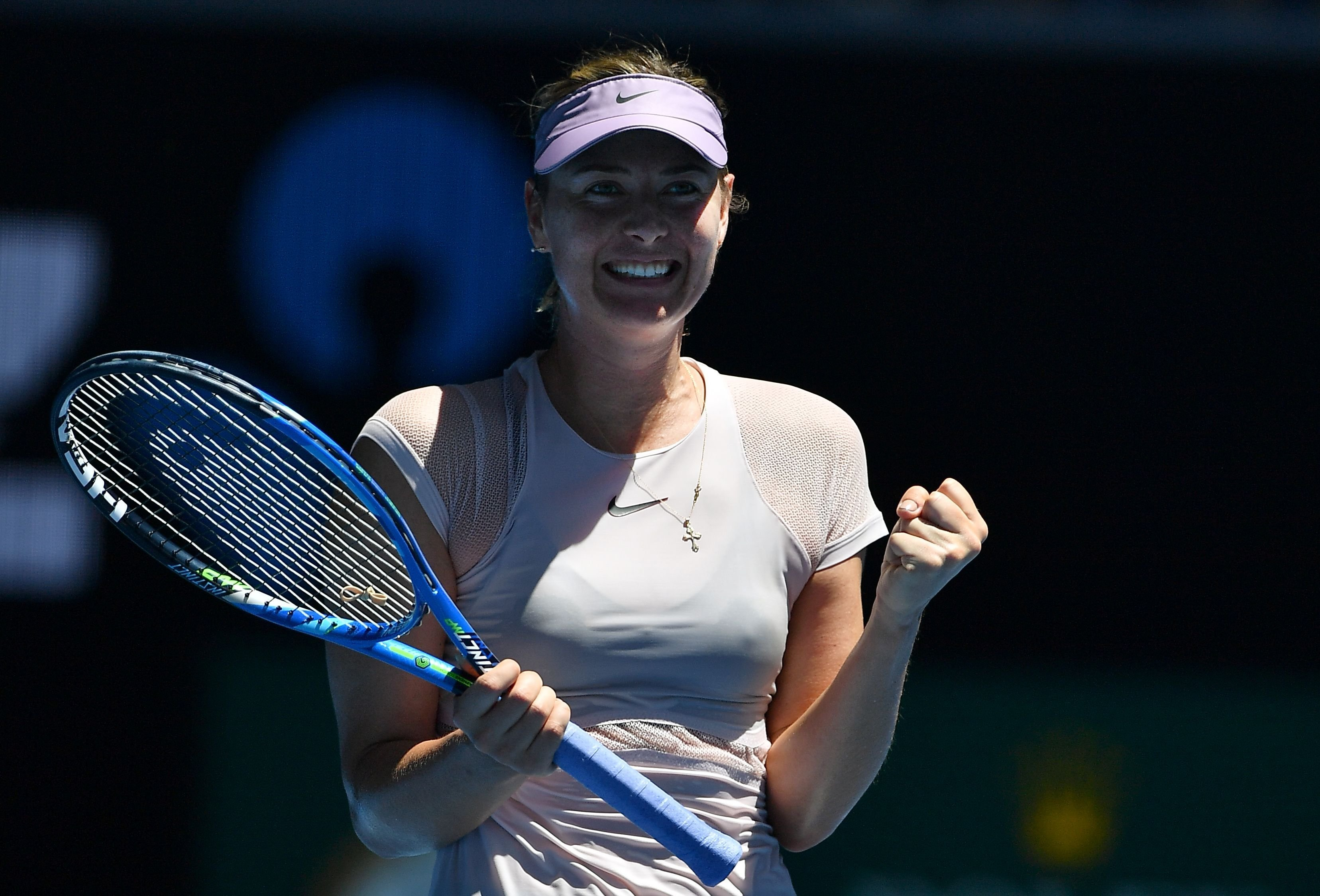 Maria Sharapova says she wants to win a Grand Slam again