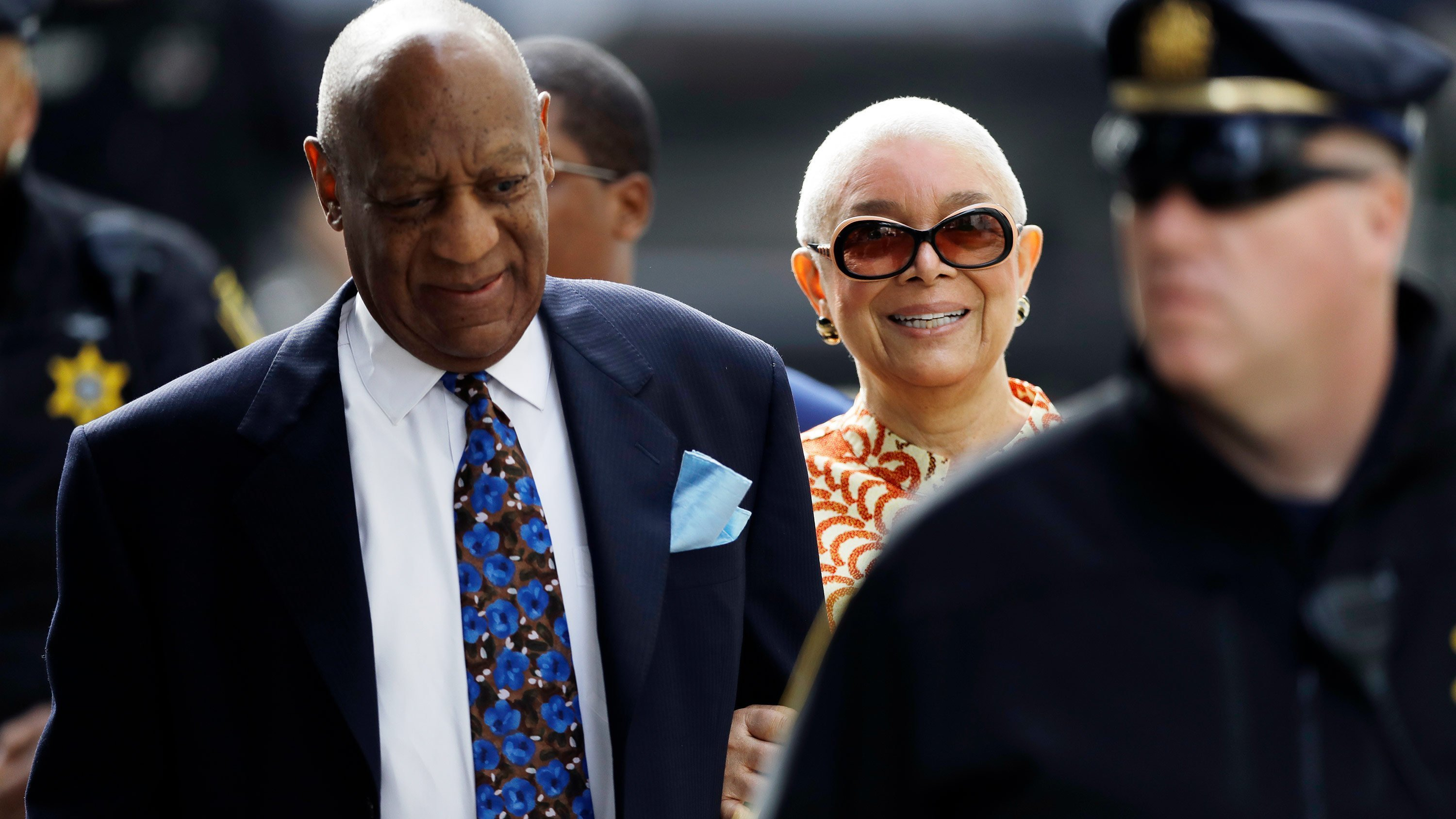 Bill Cosby is convicted of all counts in sexual assault case