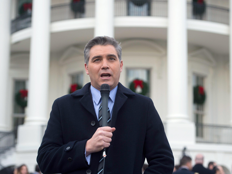 White House to Acosta