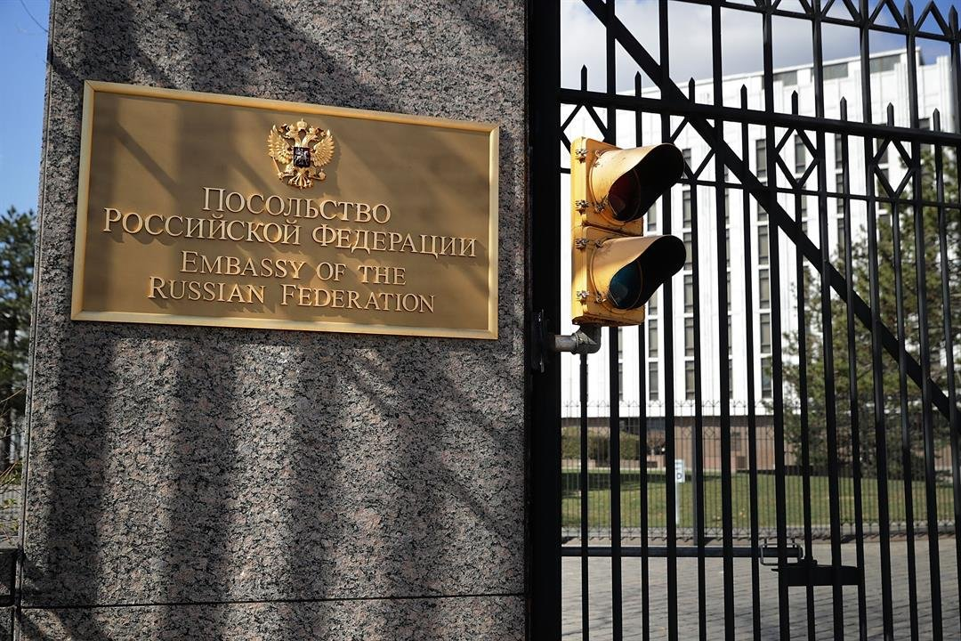 Expelled Russian spies thought to be tracking defectors in US
