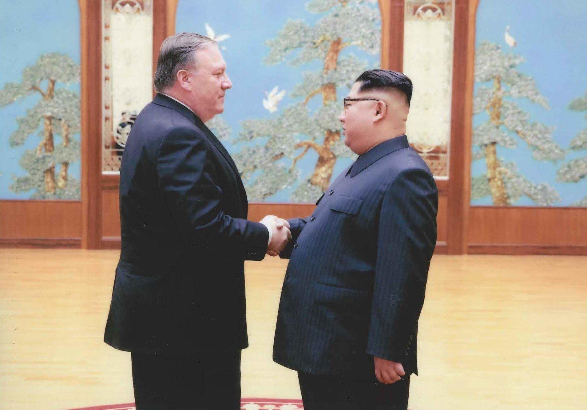Watch the historic moment Kim Jong-un walked into South Korea