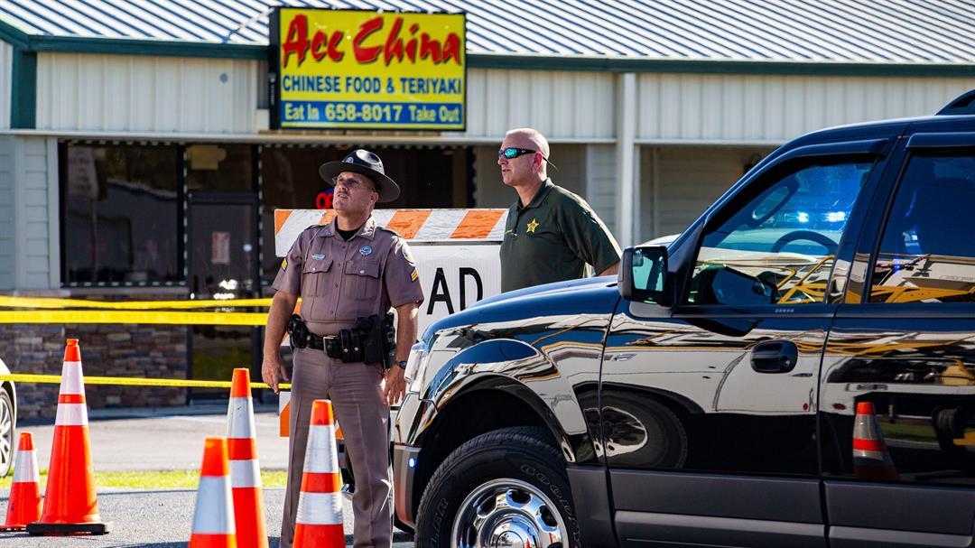 Sheriff: Suspect went to former employer before ambushing Gilchrist deputies