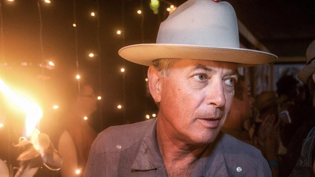 Legendary Burning Man Co-Founder Larry Harvey Has Died