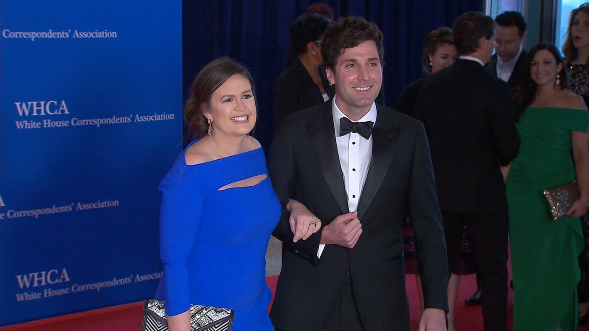 White House Correspondents' Dinner 2018