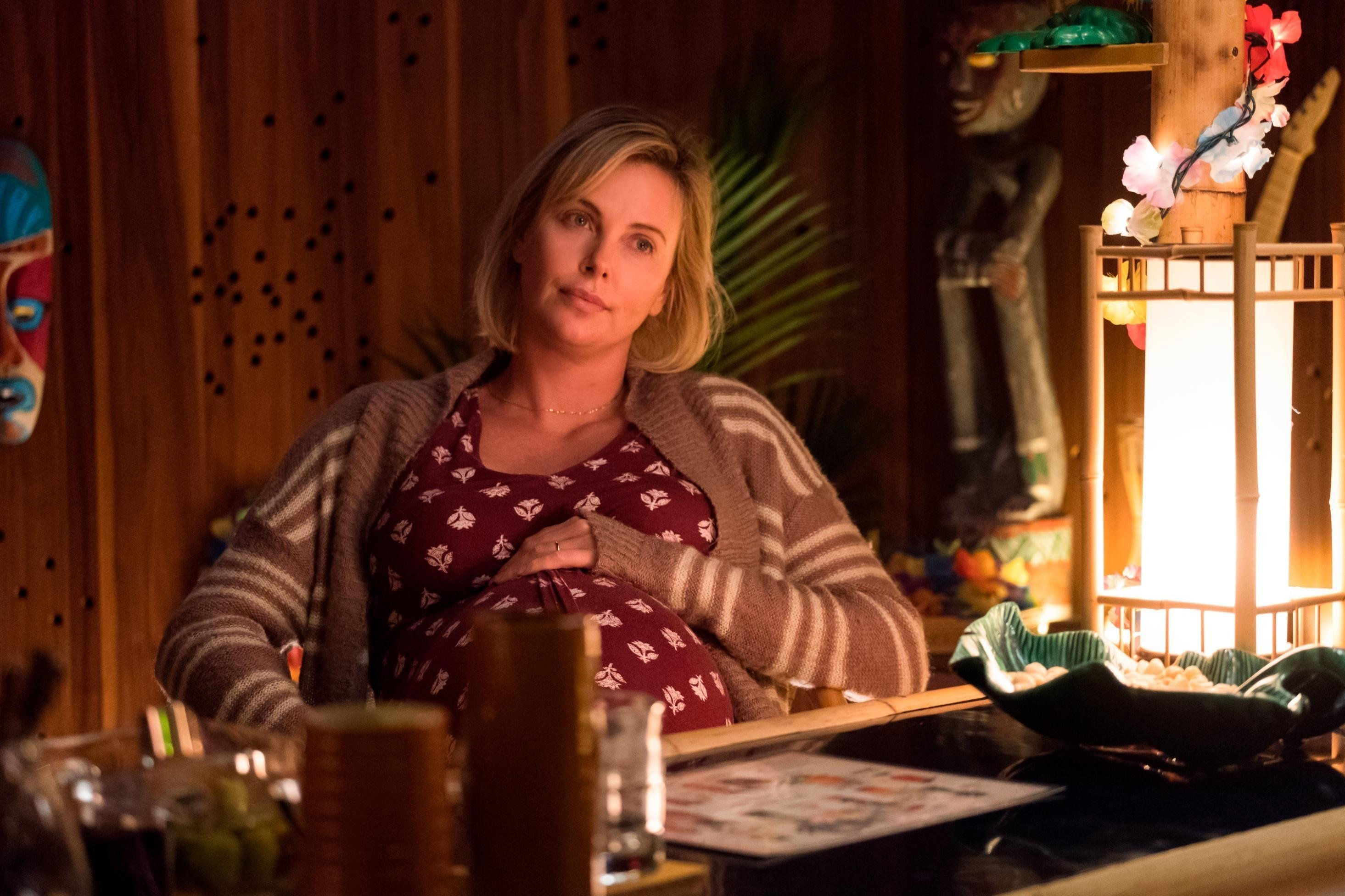 Charlize Theron's latest dramedy highlights motherhood highs and lows