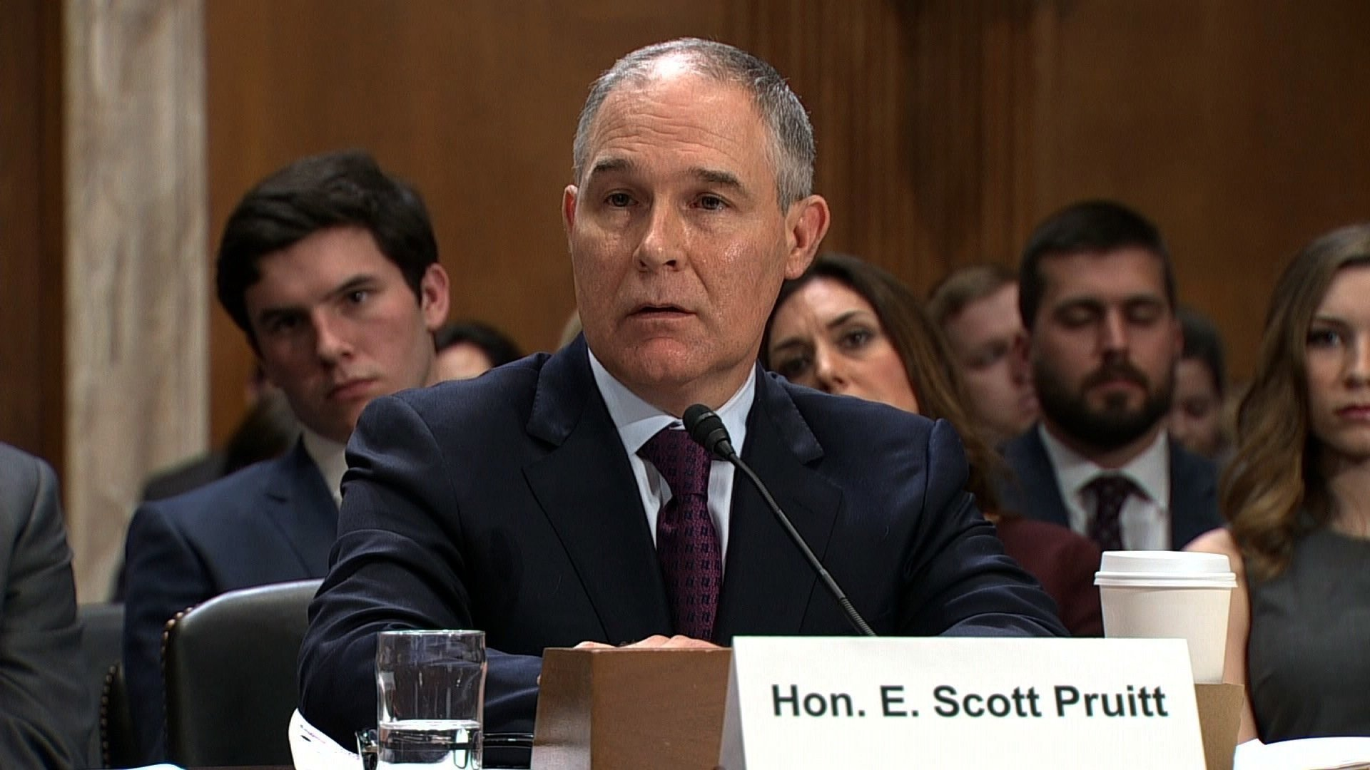 Ex-EPA chief: Scott Pruitt unfit to run EPA