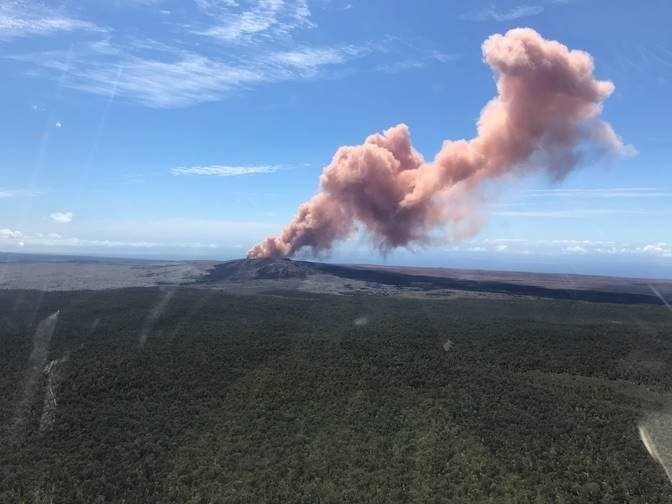 Kilauea volcano erupted and released lava into a residential area in Hawaii on Thursday leading to mandatory evacuations of nearby homes