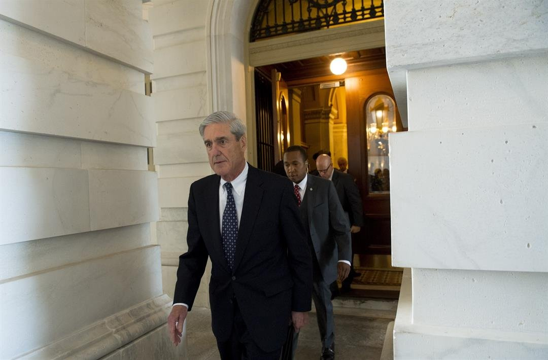 Robert Mueller Hits Roadblock In Election Interference Case Against Russia, Seeks Delay