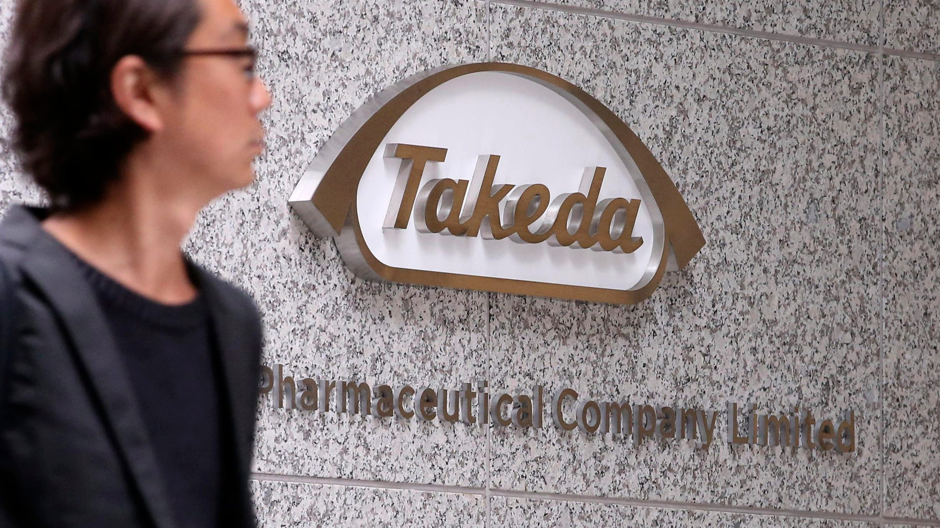 Shire recommends takeover by Takeda