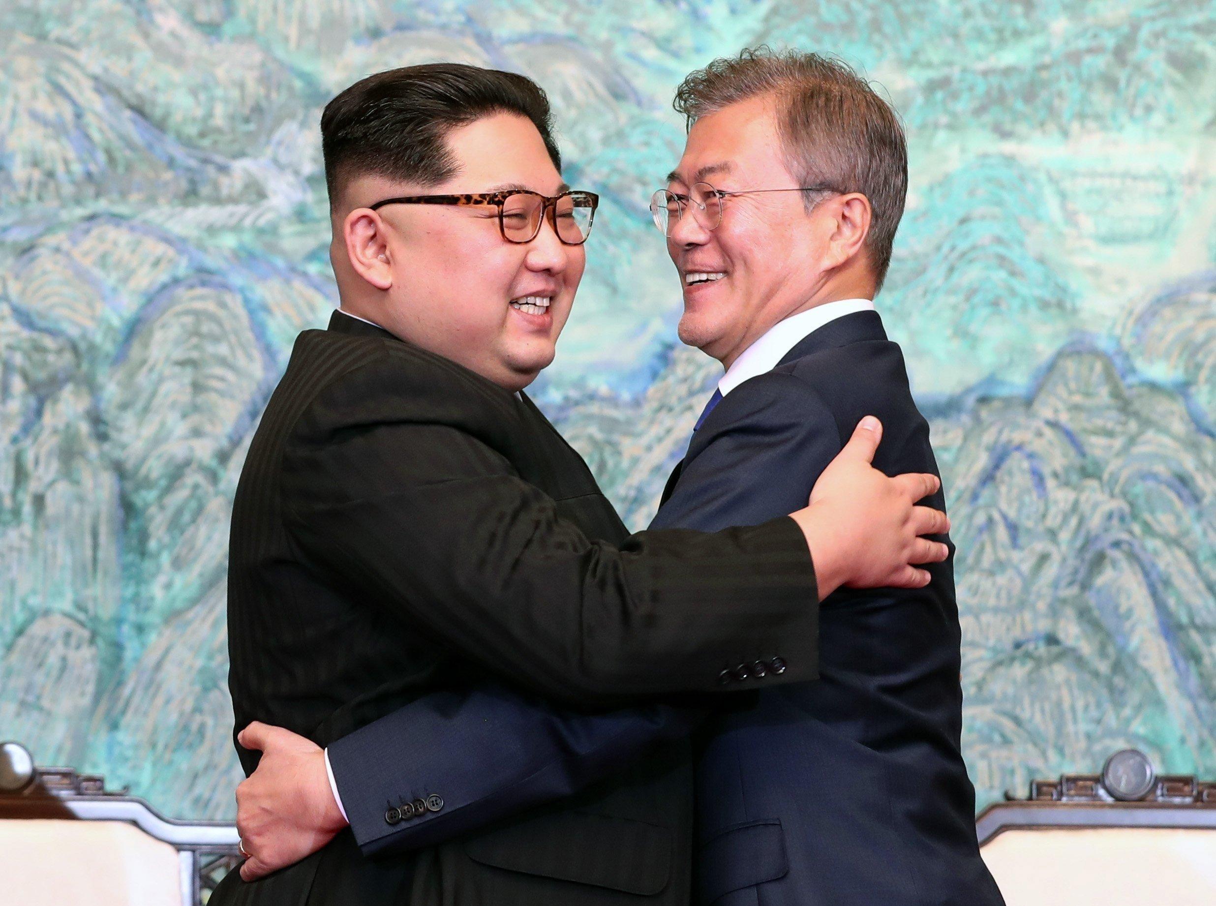Xi Jinping, Kim Jong Un meet in China