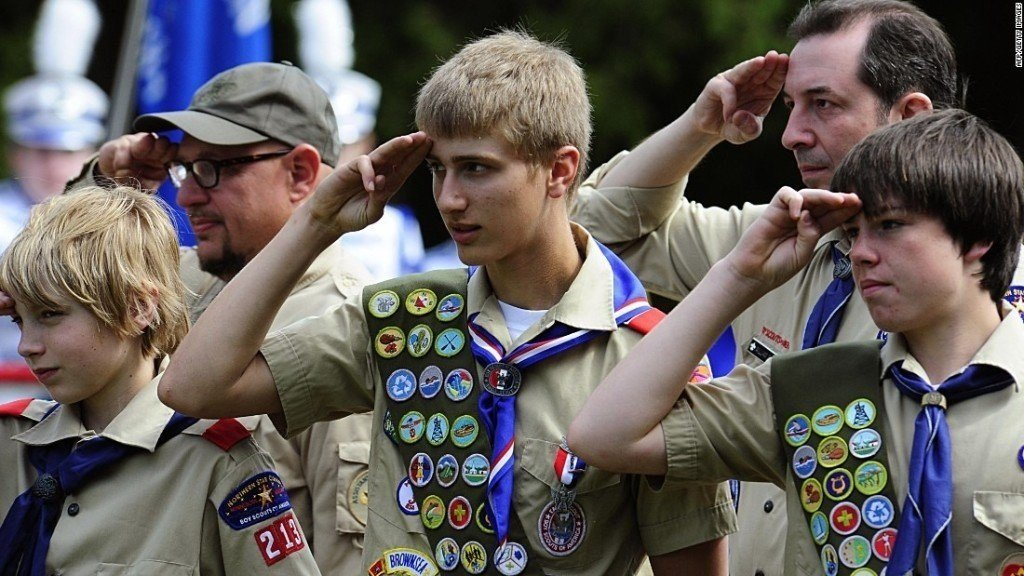 Mormon church ends century long relationship with Boy Scouts