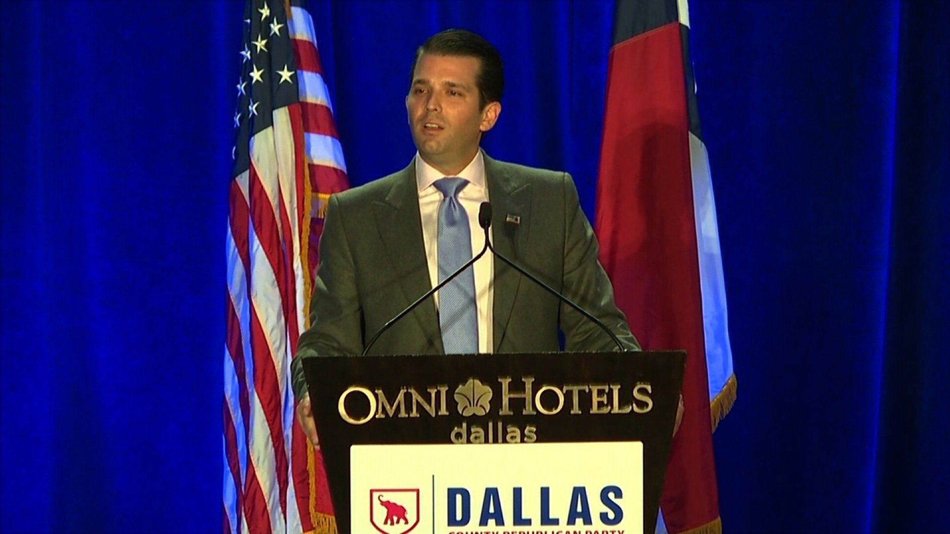 Donald Trump Jr. prepares for stepped up role in 2018 midterm elections
