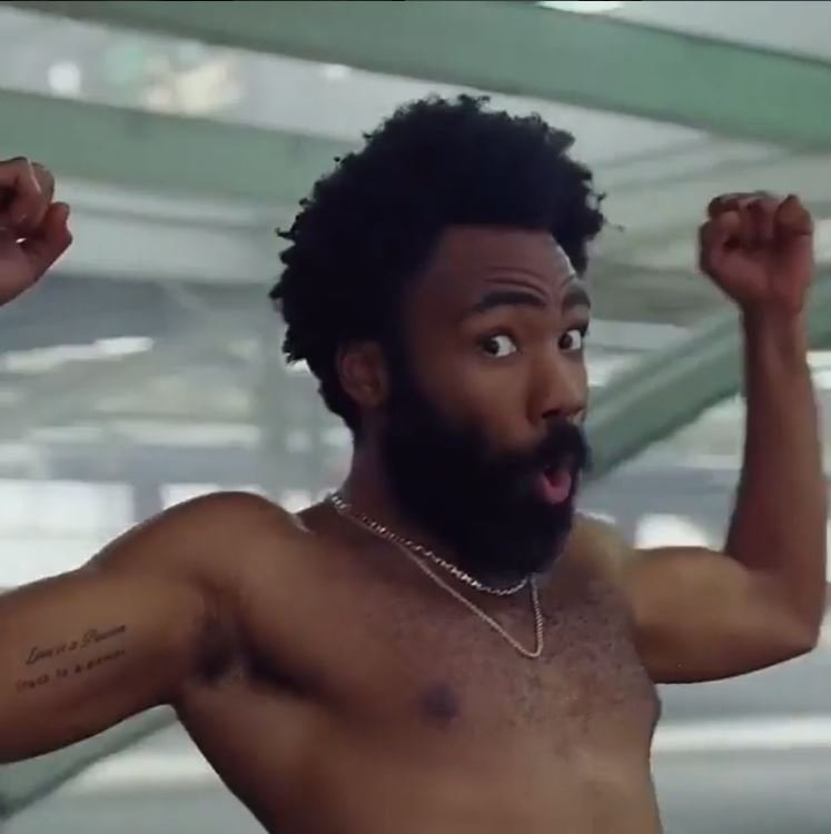 Childish Gambino on
