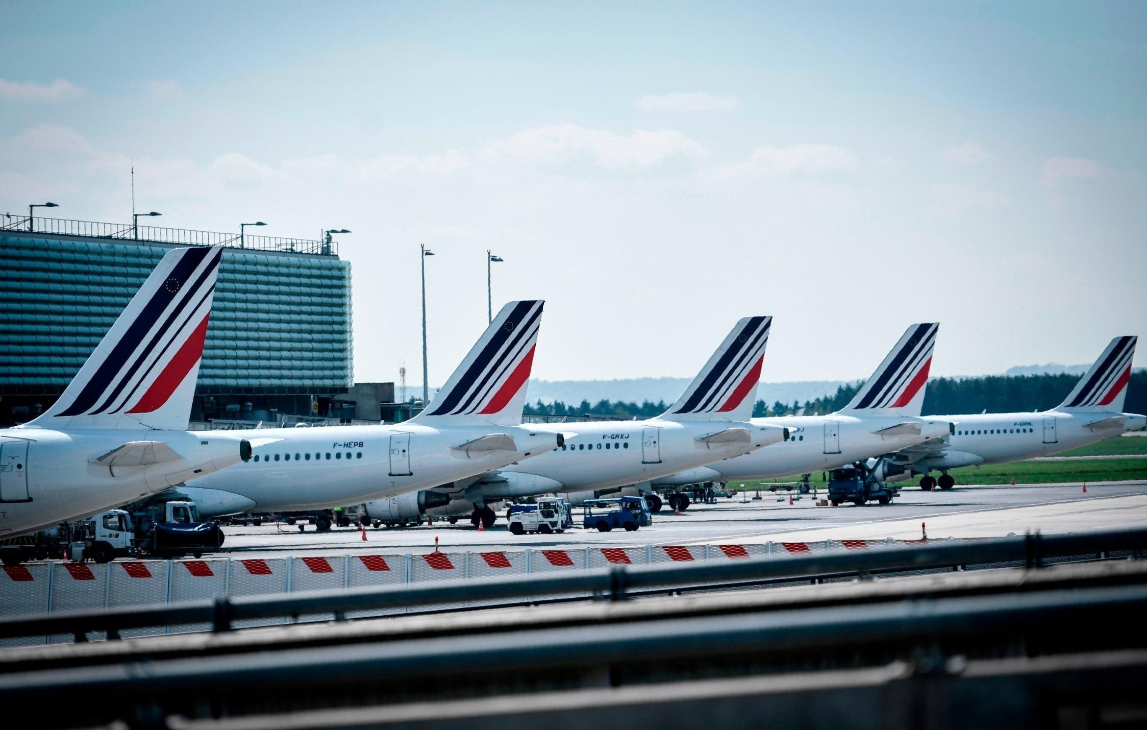 Air France-KLM finance chief named CEO after union standoff