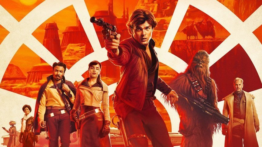 """As """"Rogue One"""" demonstrated, there's a rich vein of material in """"Star Wars"""" prequels, just waiting to be mined. """"Solo: A Star Wars Story"""" will surely make off with plenty of that loot, even if the movie requires considerable time to take flight,..."""