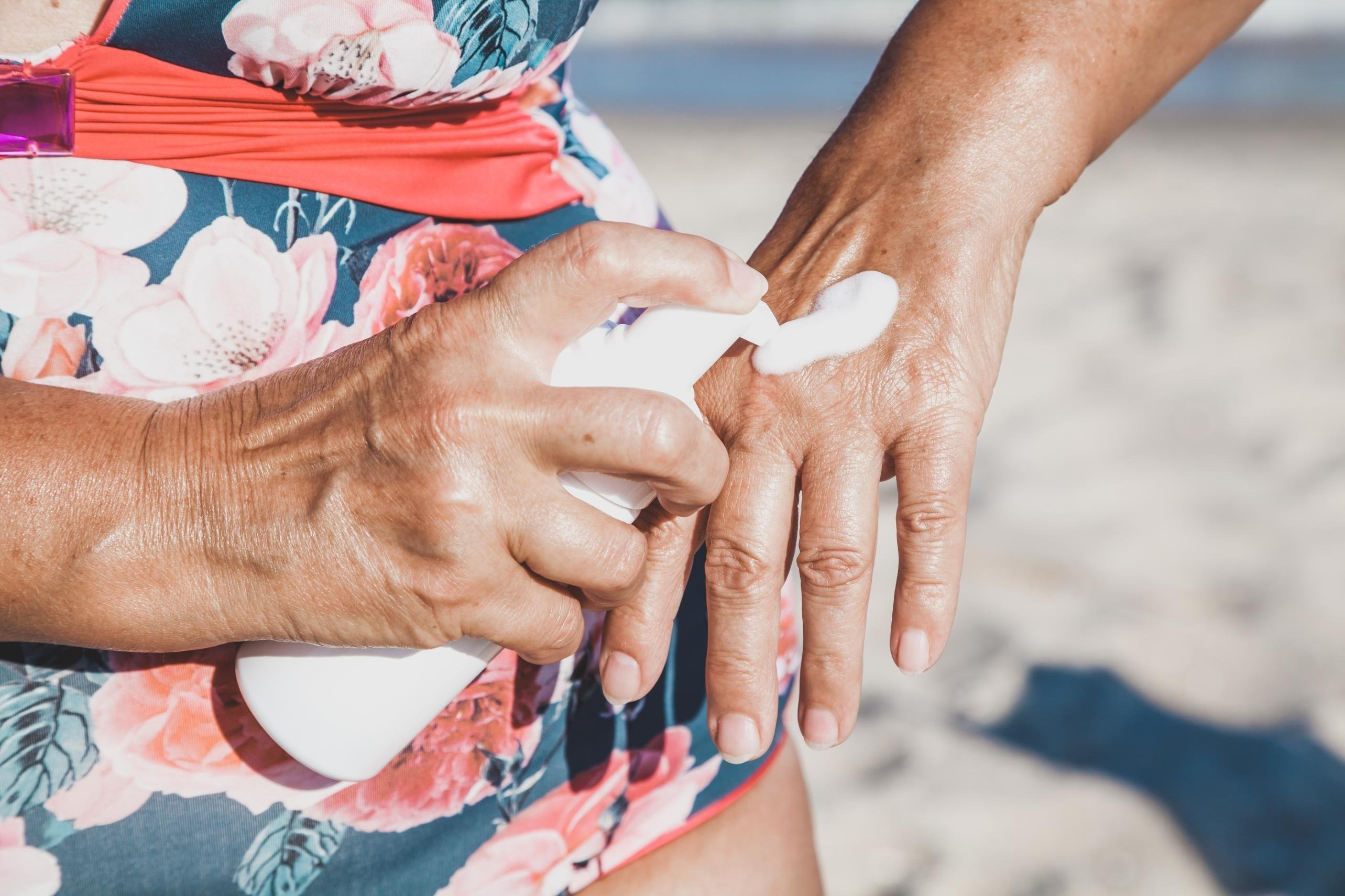Sun protection is the single most important thing you can do at any age to keep skin healthy, says one expert.
