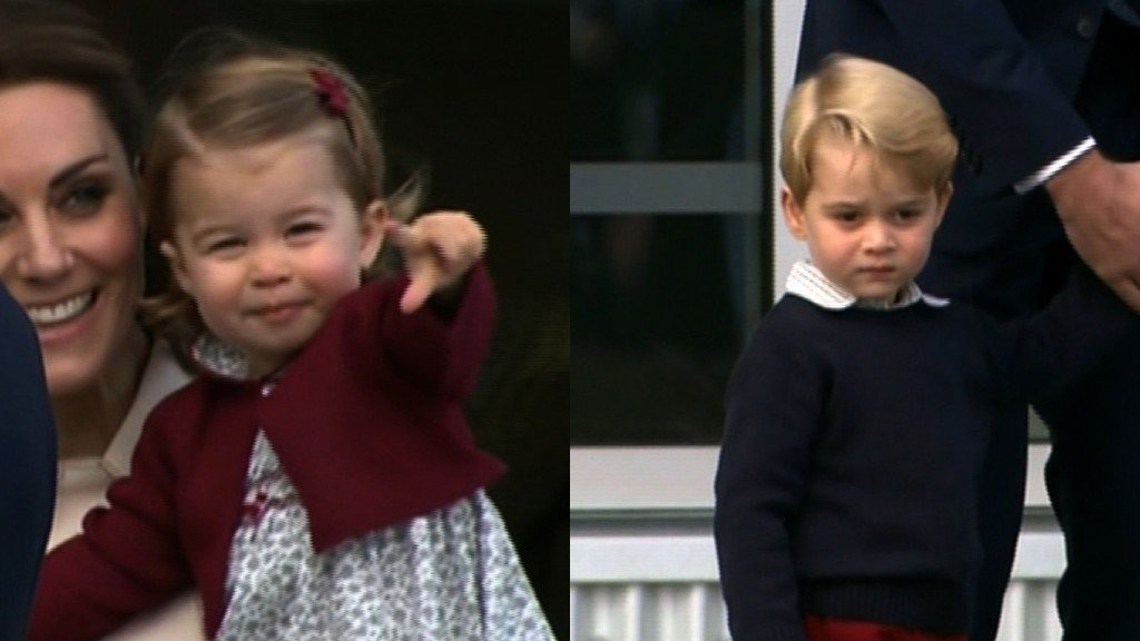 Meghan Markle will be accompanied at her wedding to Prince Harry on Saturday by six bridesmaids, including 3-year-old Princess Charlotte, daughter of the Duke and Duchess of Cambridge.