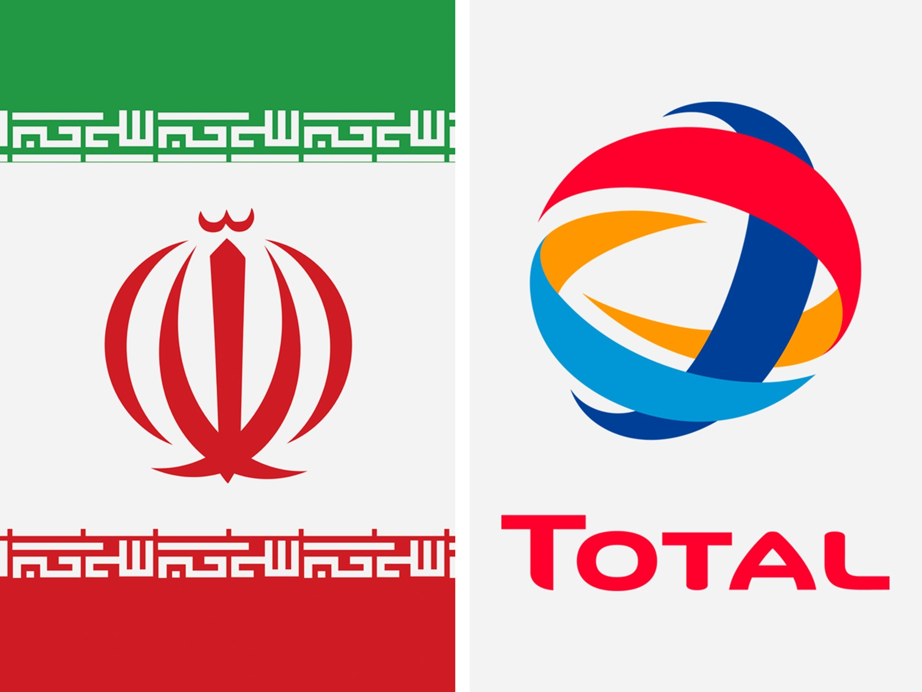 French oil giant Total is preparing to pull out of Iran to avoid risking US sanctions